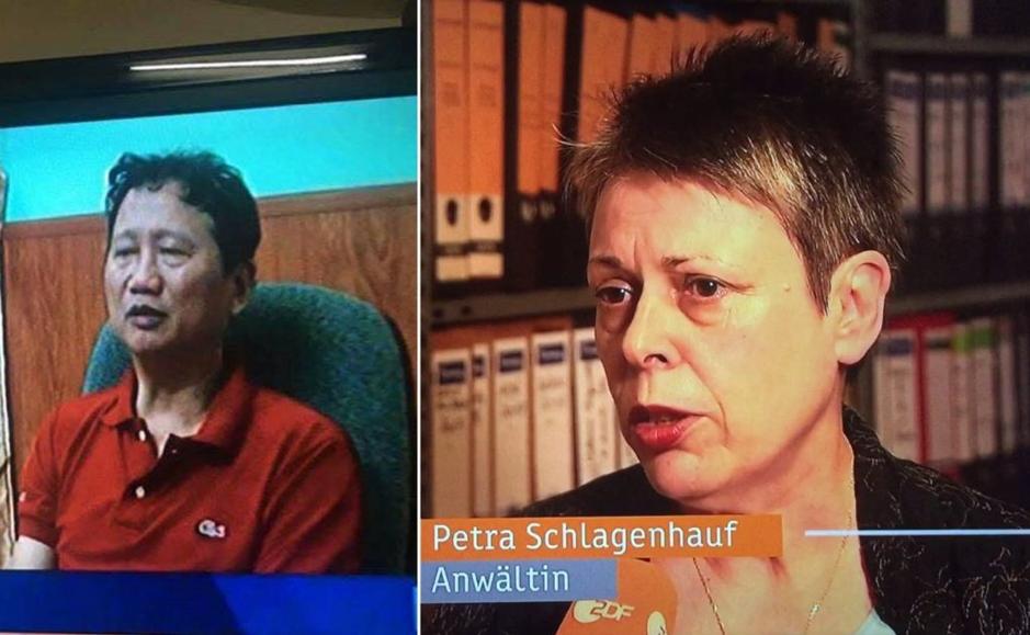 Toà Án Tối Cao Đức kết luận CSVN bắt cóc Trịnh Xuân Thanh ở Berlin