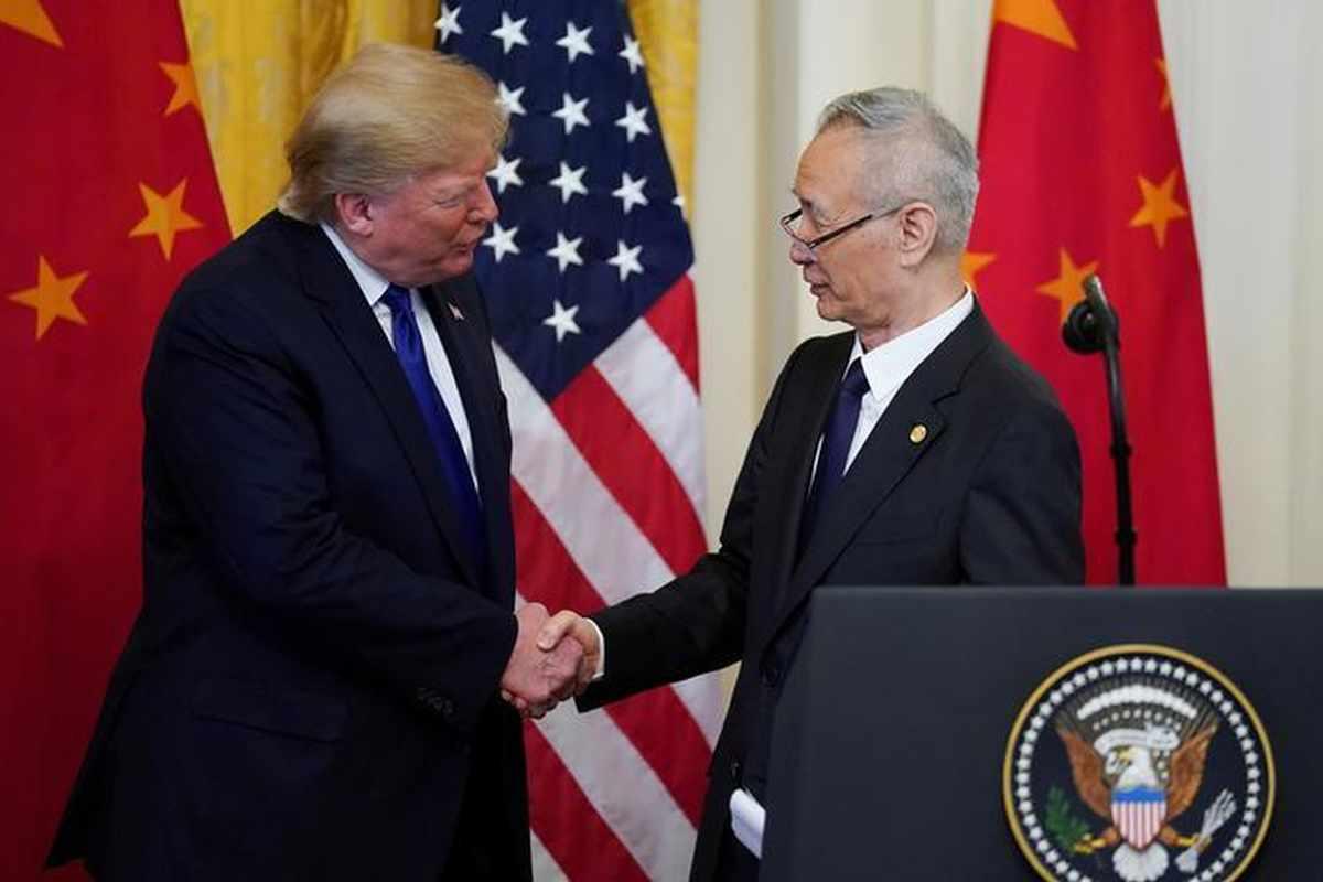 Cuộc đàm phán thương mại giai đoạn hai giữa Mỹ-Trung vẫn chưa được định ngày cụ thể