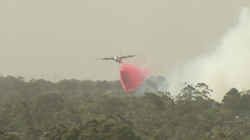 Ba người thiệt mạng trong vụ tai nạn máy bay chữa cháy ở Úc