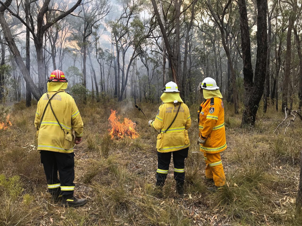 Lính cứu hỏa Úc cho biết đám cháy kinh hoàng đã được kiểm soát