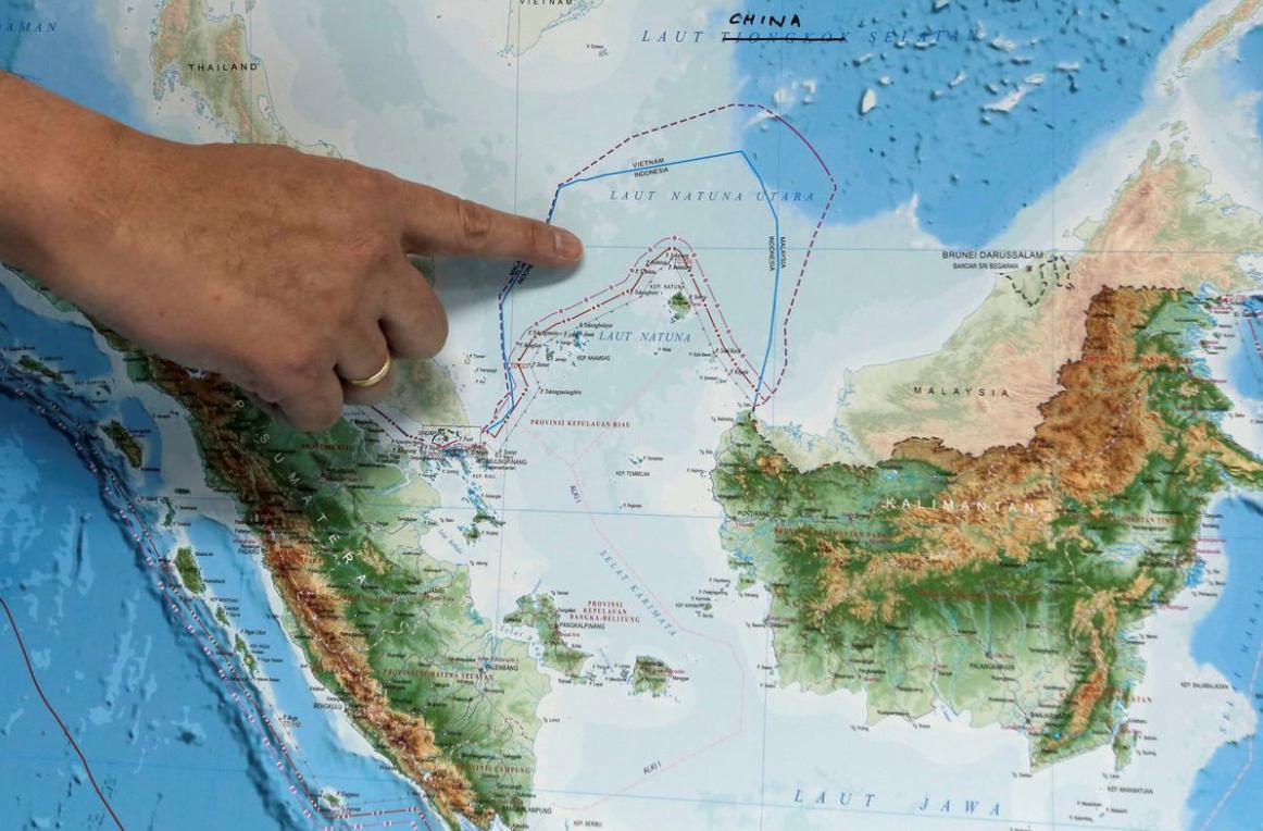 Indonesia bác bỏ tuyên bố của Trung Cộng về biển Đông