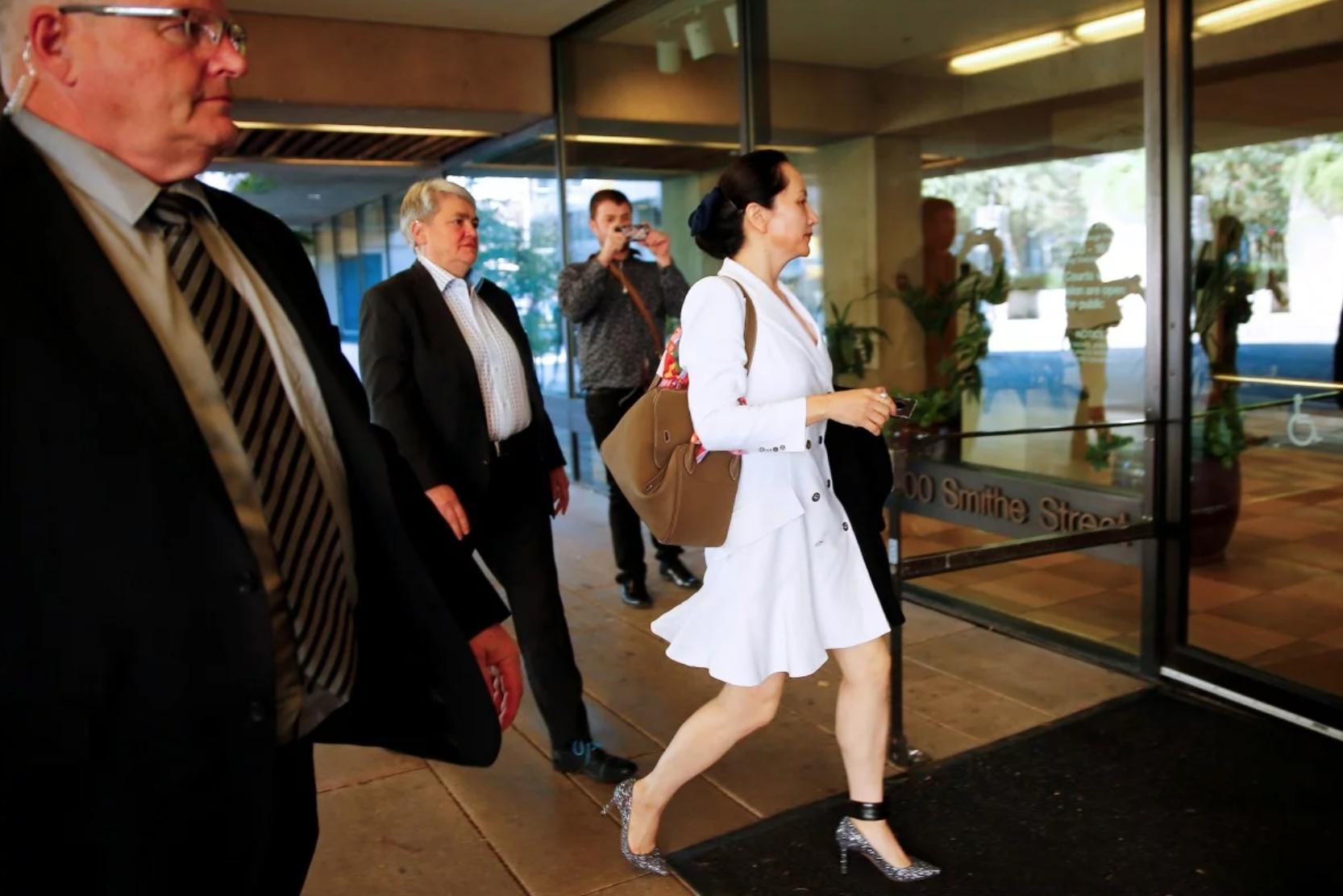 Thẩm phán bác bỏ yêu cầu của truyền thông về việc phát sóng phiên điều trần dẫn độ Giám đốc tài chính của Huawei