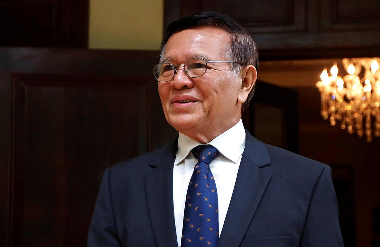 Lãnh đạo Kem Sokha của phe đối lập Cambodia sẽ ra tòa vì tội phản quốc