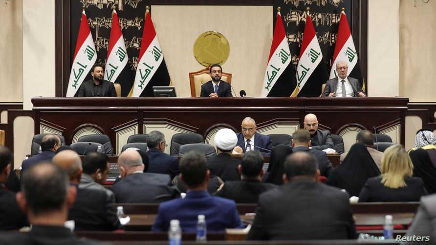 Quốc hội Iraq bỏ phiếu ủng hộ việc trục xuất quân đội Hoa Kỳ ra khỏi Iraq