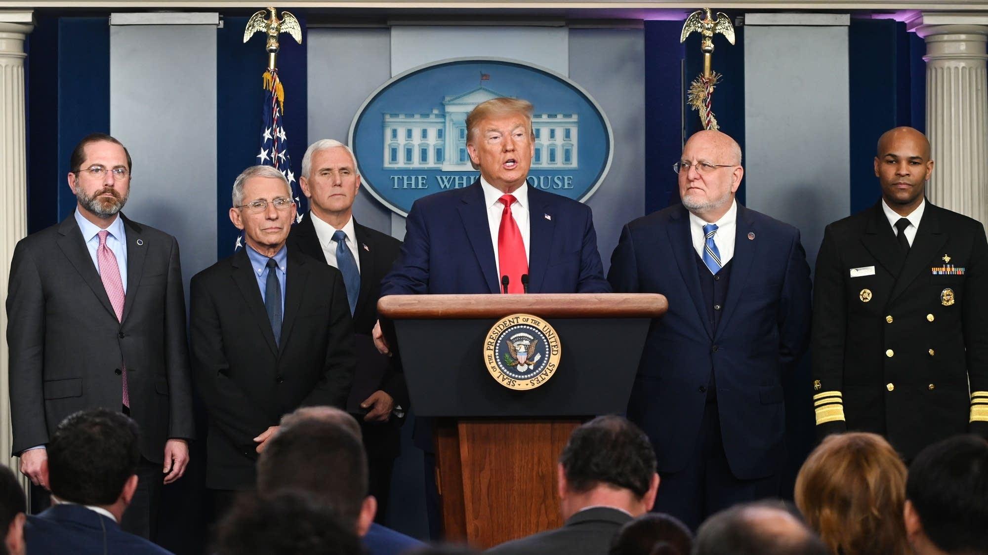 Bệnh nhân đầu tiên tử vong tại Hoa Kỳ vì coronavirus – Tổng thống Trump đưa ra các hạn chế du lịch