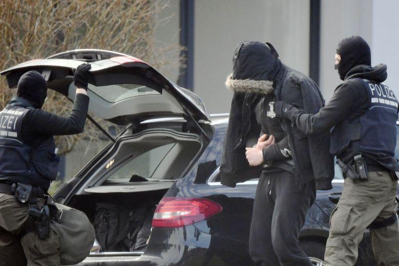 Nhóm cực hữu tại Đức âm mưu tấn công đền thờ Hồi Giáo