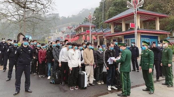 650,000 khách Trung Cộng đến Việt Nam trong tháng 1