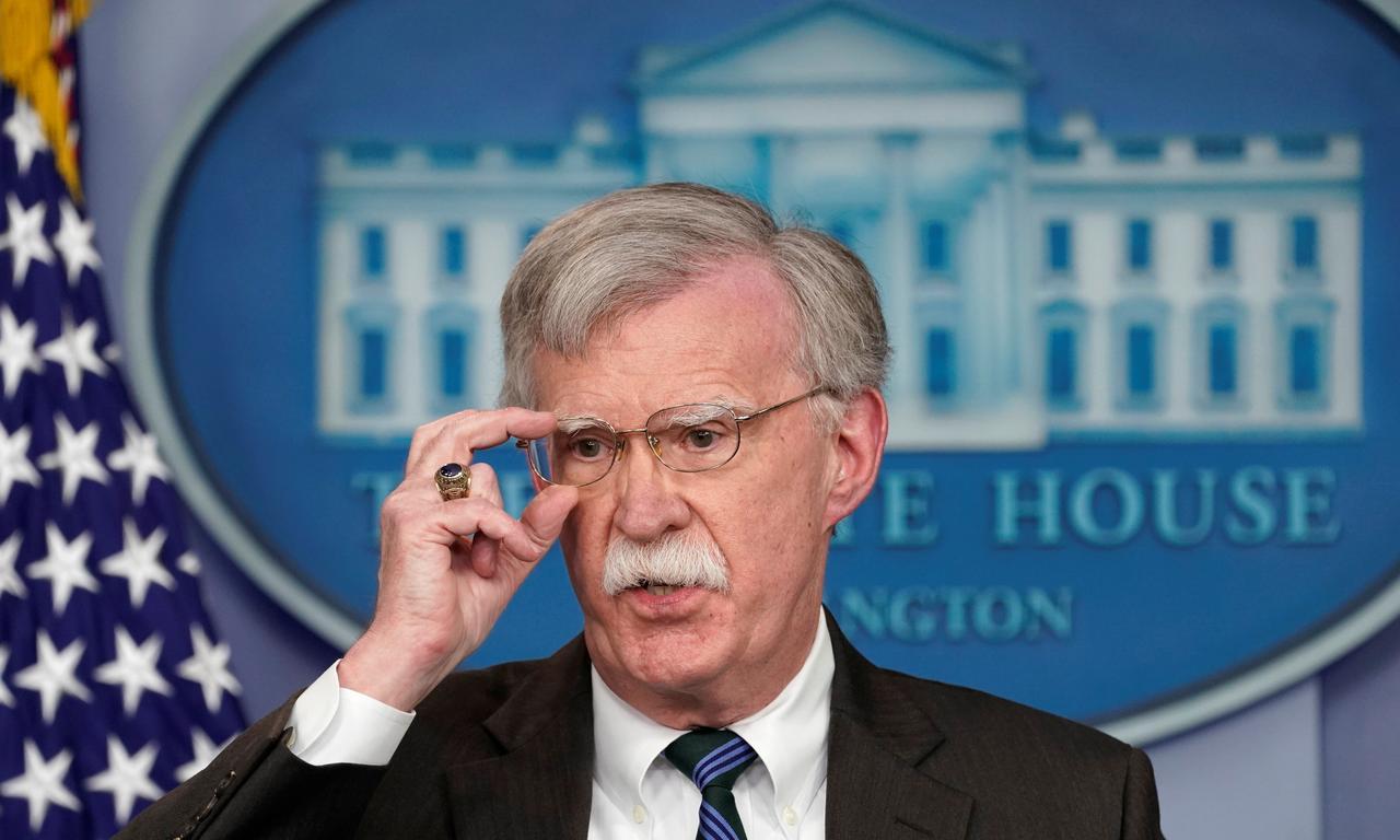 Cựu cố vấn John Bolton tham dự sự kiện về an ninh quốc gia