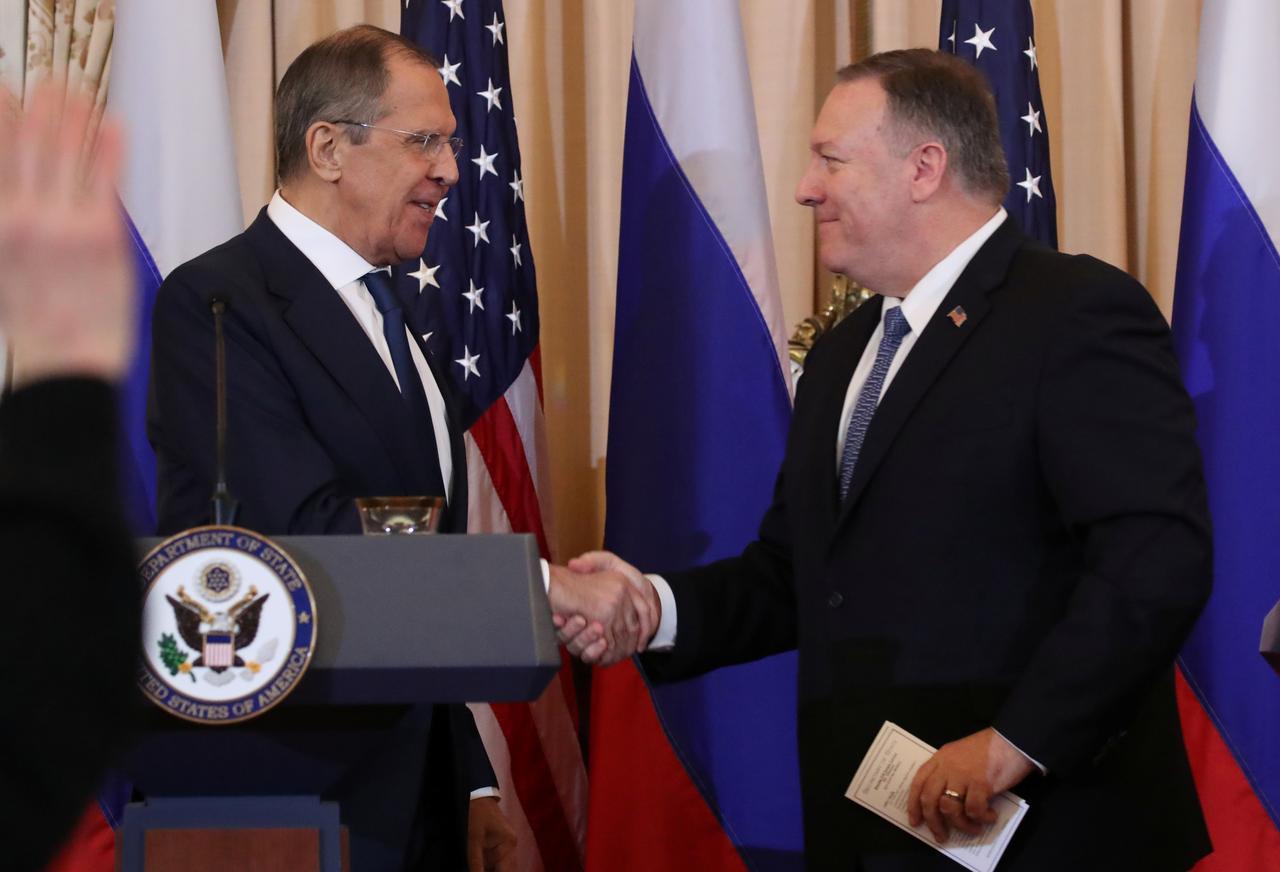 Ngoại Trưởng Nga cho rằng Hoa Kỳ đang thể hiện cách tiếp cận mang tính xây dựng hơn