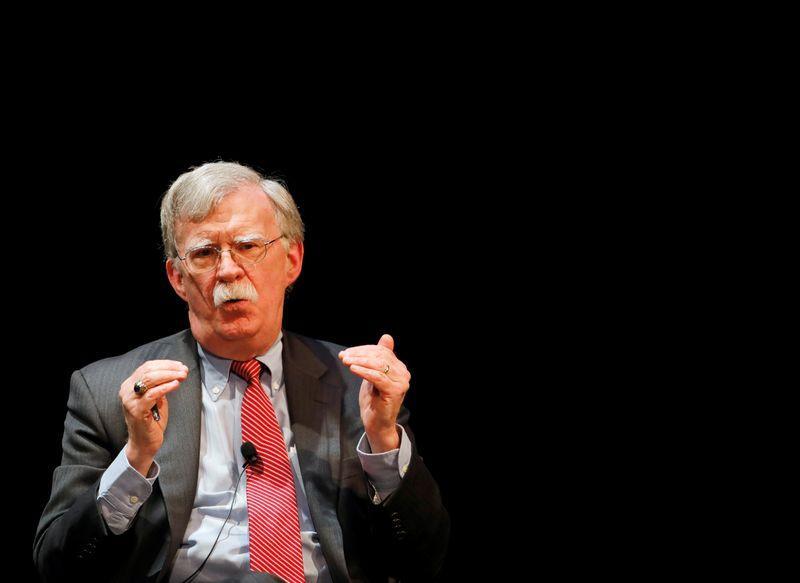 Cựu cố vấn an ninh quốc gia JohnBolton hi vọng sách của ông không bị Tòa Bạch Ốcngăn cản