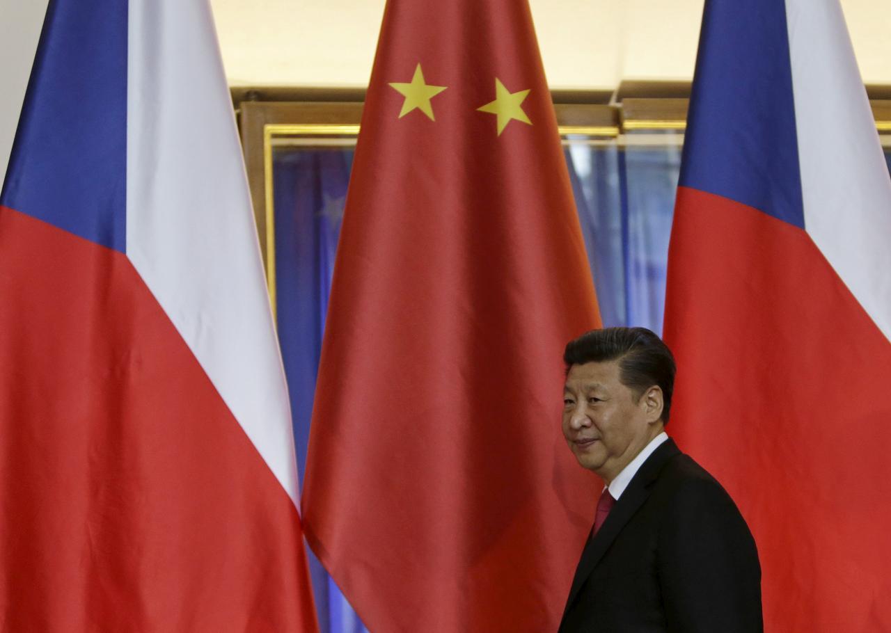 Trung Cộng đe dọa sẽ gây thiệt hại cho các công ty Czech nếu có các chuyến thăm Đài Loan