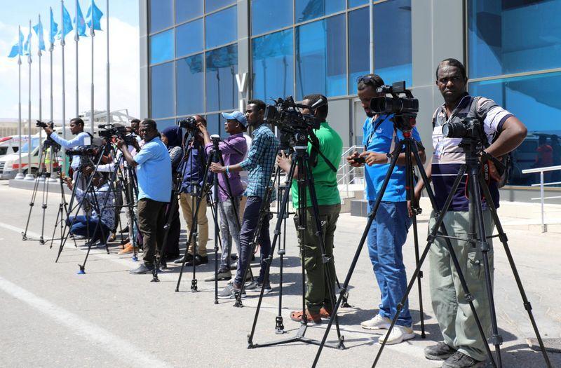 Somalia quấy rối các nhà báo trực tuyến trong nỗ lực khiến truyền thông im lặng