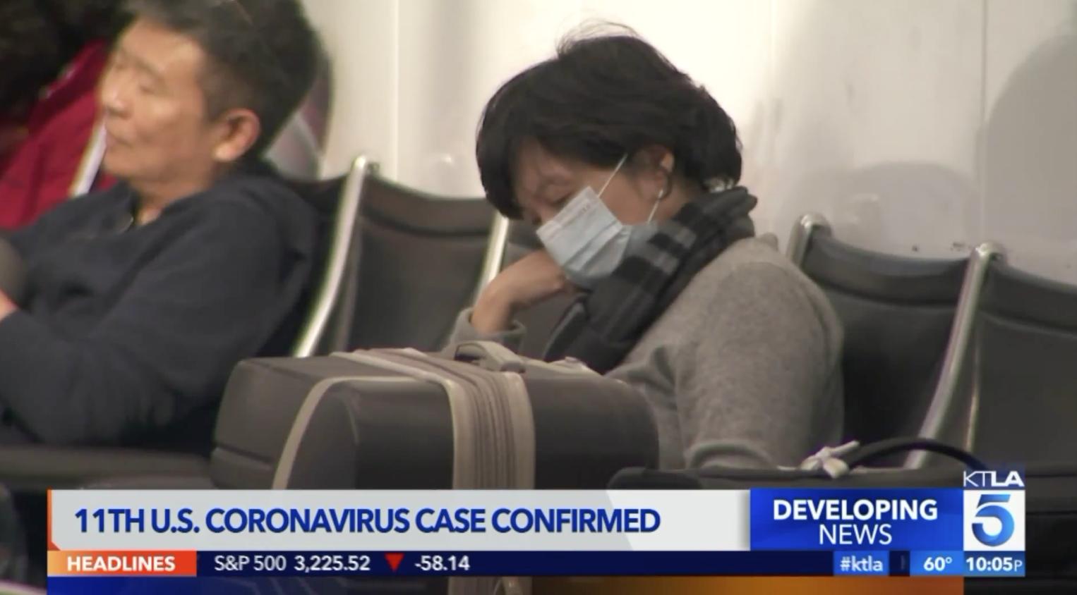 Một cặp vợ chồng ở miền Trung California xác định dương tính với coronavirus
