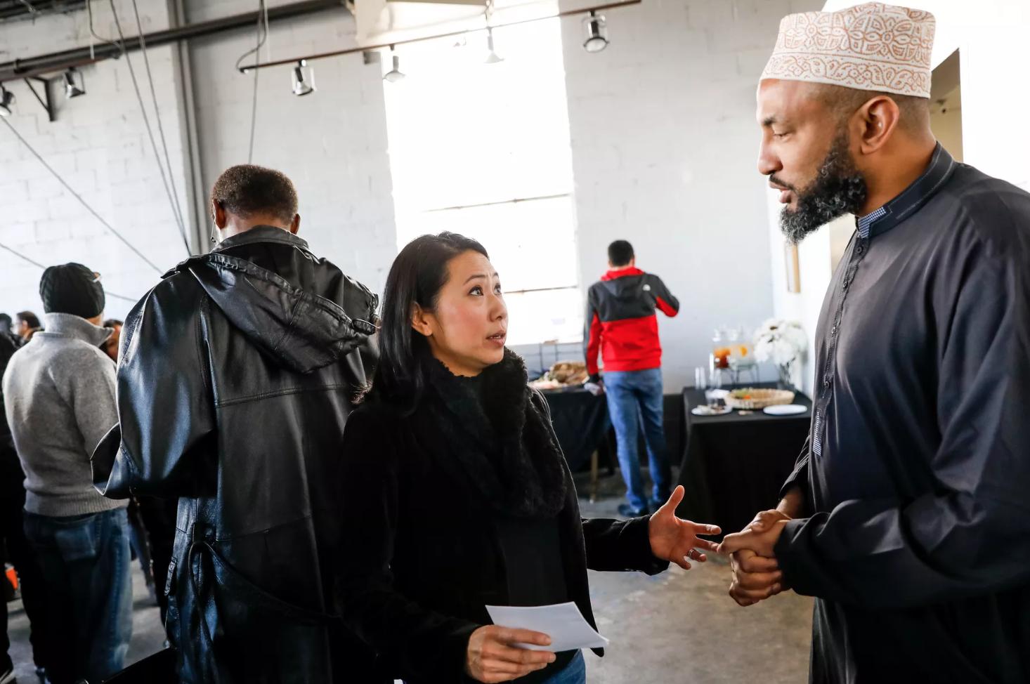 Dự án Spice Kitchen có ý nghĩa lớn đối với người tị nạn ở Hoa Kỳ