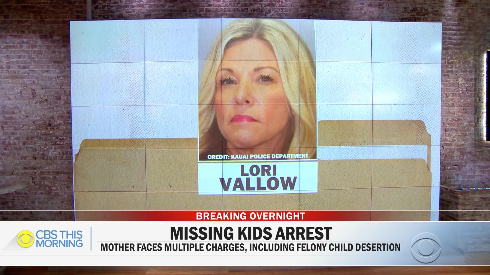 Cảnh sát bắt giữngười mẹ của hai đứa trẻmất tích ởIdaho