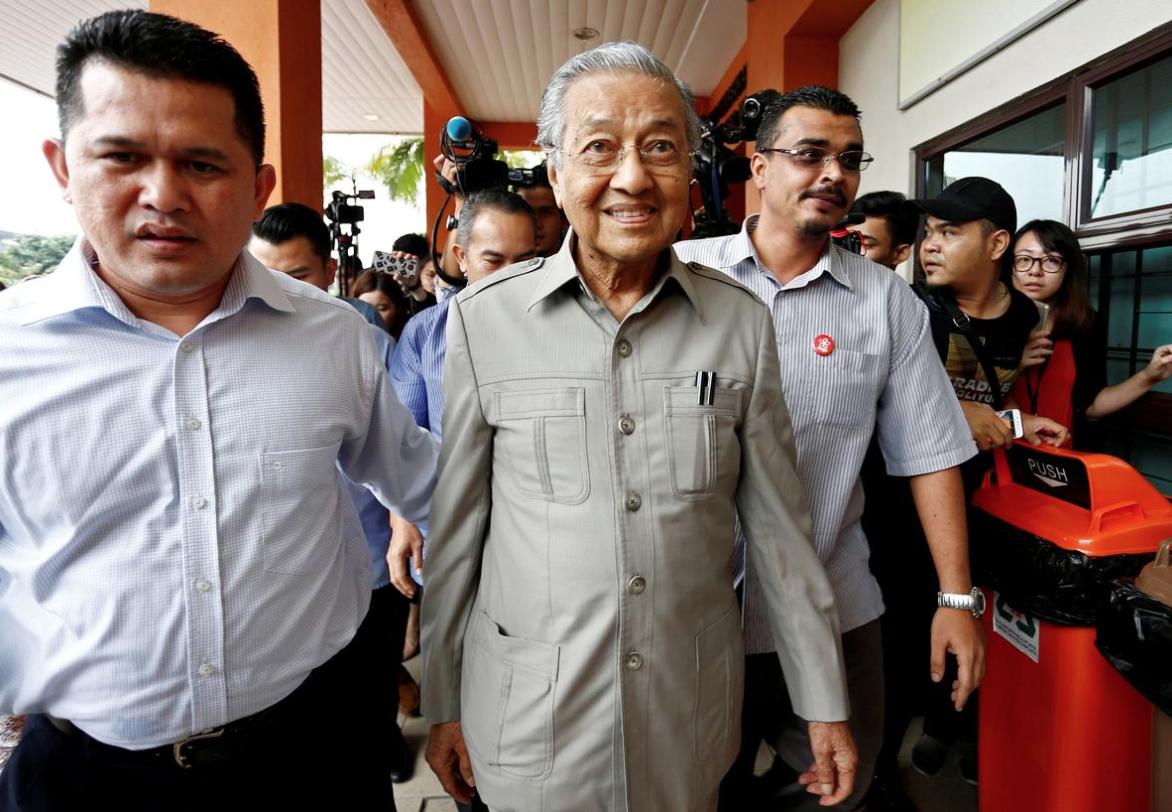 Ông Mahathir Mohamad trở lại làm thủ tướng lâm thời trong bối cảnh bất ổn chính trị tại Malaysia