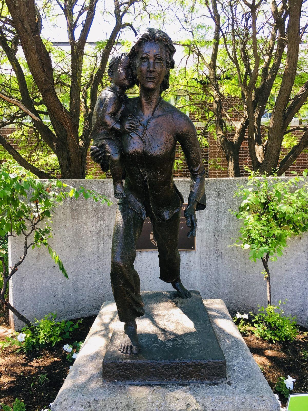 Đài tưởng niệm người tị nạn Cộng Sản Việt Nam tại Canada