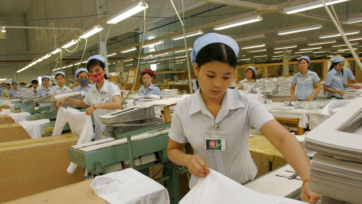 Công nhân Việt Nam có khả năng phải nghỉ việc tạm thời do coronavirus