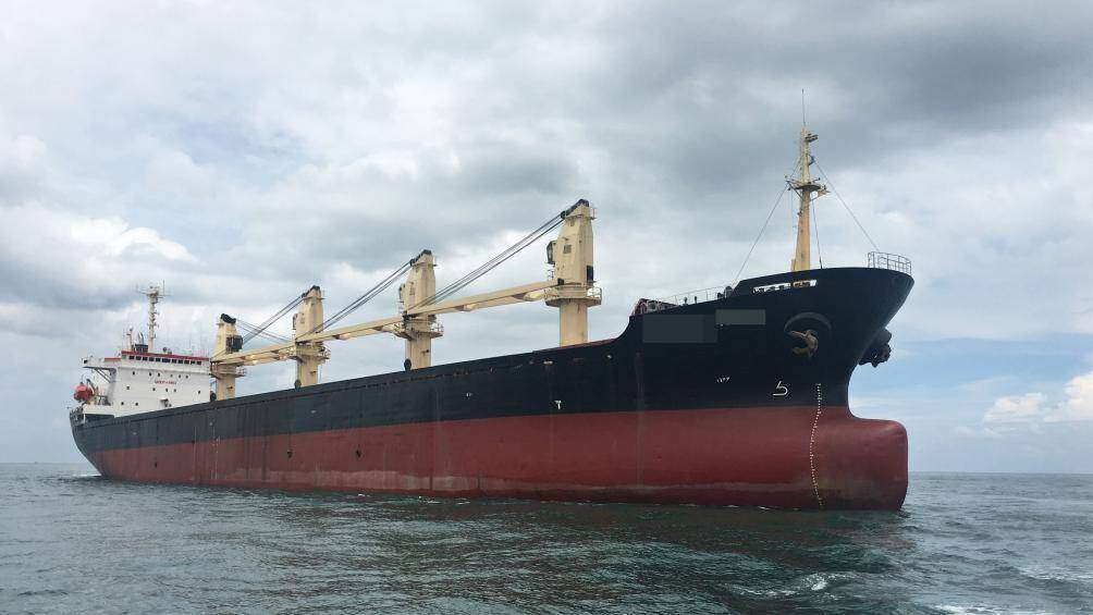 3 tàu biển Việt Nam ra ngoại quốc bị giữ lại