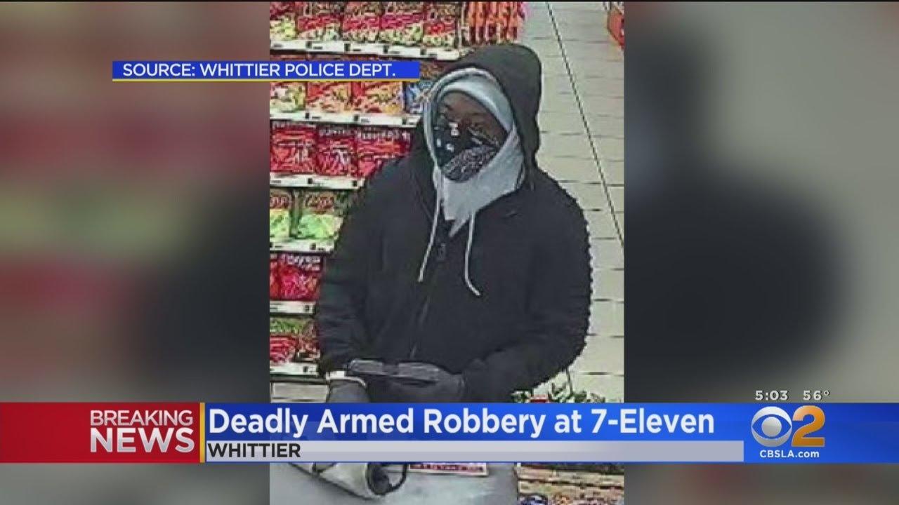 Một nhân viên bán hàng thiệt mạng trong vụ nổ súng tại 7-Eleven ở Whittier, CA
