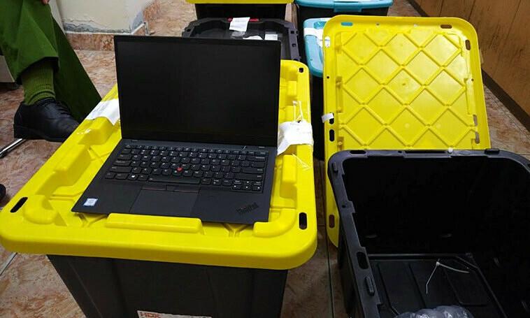 Việt Nam phát hiện vụ buôn lậu 200 máy tính xách tay từ Hoa Kỳ