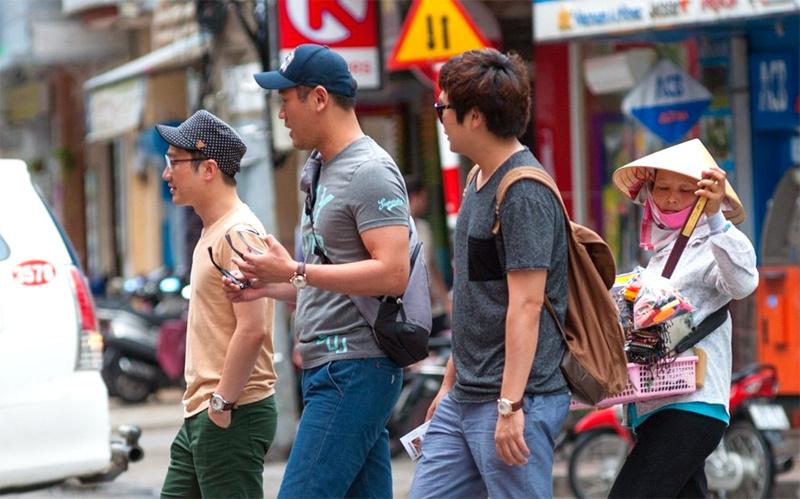 Ngành du lịch Việt Nam mất thêm lượng khách Nam Hàn