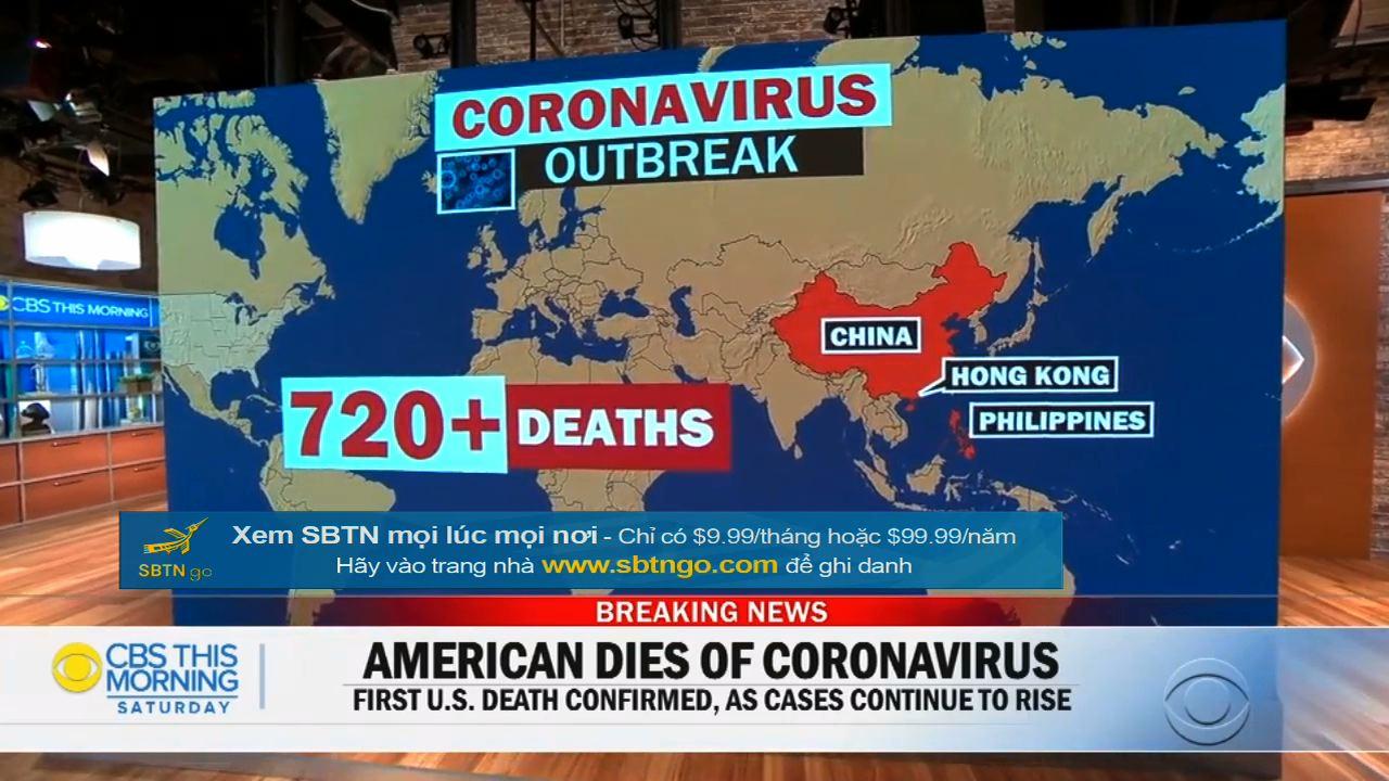 Đã có 6 người chết vì COVID-19 ở tiểu bang Washington