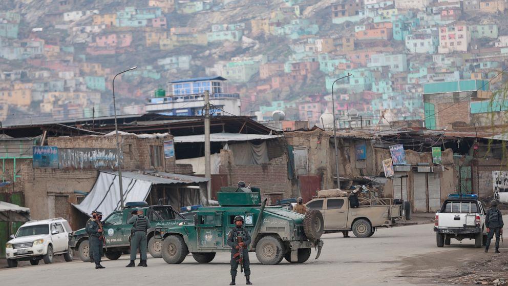 25 người thiệt mạng trong vụ tấn công người theo đạo Sikh ở Kabul