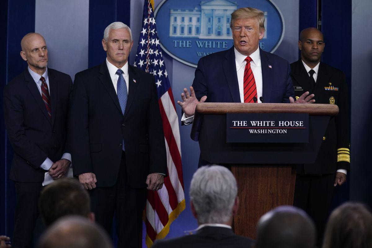 Tổng Thống Trump tuyên bố ông không muốn 350 triệu người Hoa Kỳ xét nghiệm coronavirus