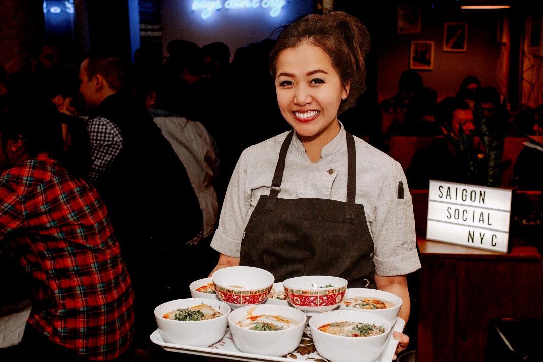 Một nhà hàng Việt tại New York không thể khai trương vì coronavirus