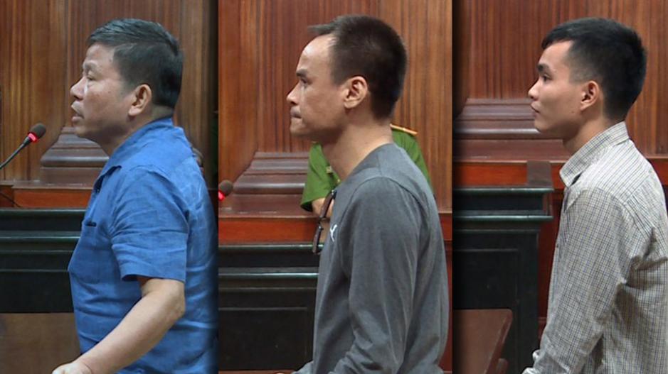 Toà án CSVN bác kháng cáocủa công dân Úc Châu Văn Khảm