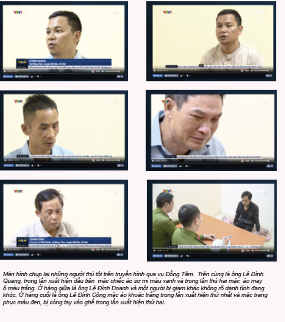 CSVN không muốn cấp phép bào chữa cho luật sư trong vụ Đồng Tâm