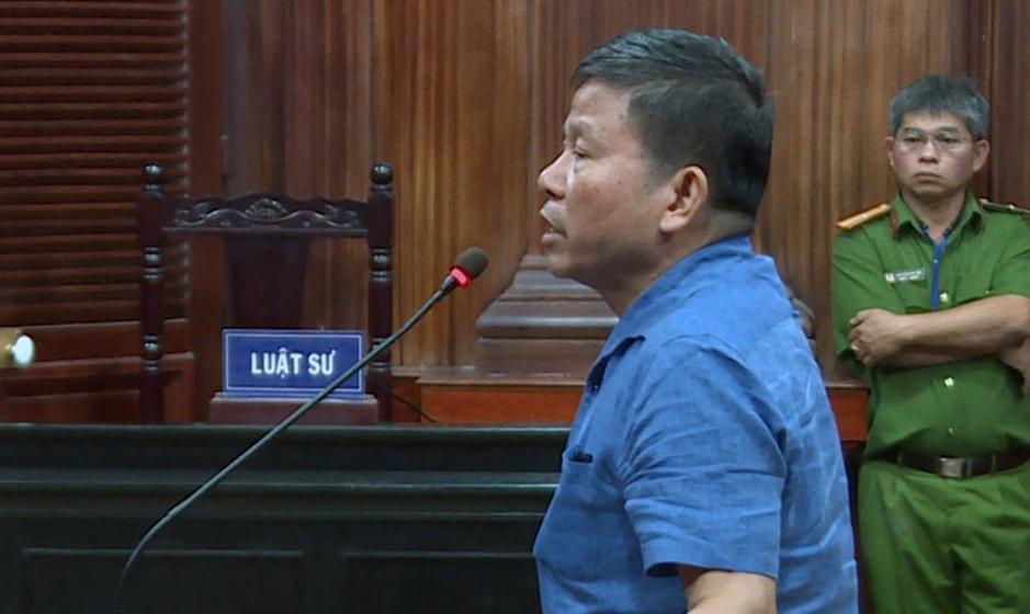 Dân biểu Chris Hayes kêu gọi chính phủ Úc gây sức ép buộc CSVN phải trả tự do cho ông Châu Văn Khảm