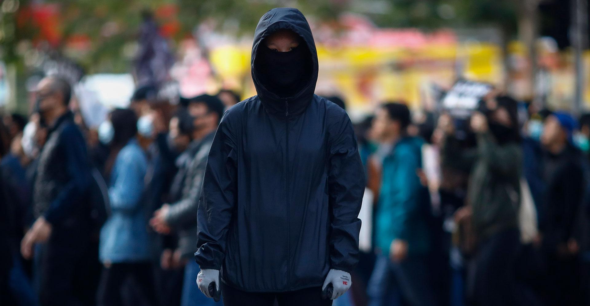 Biểu tình ở Hong Kong tiếp tục diễn ra hôm thứ bảy