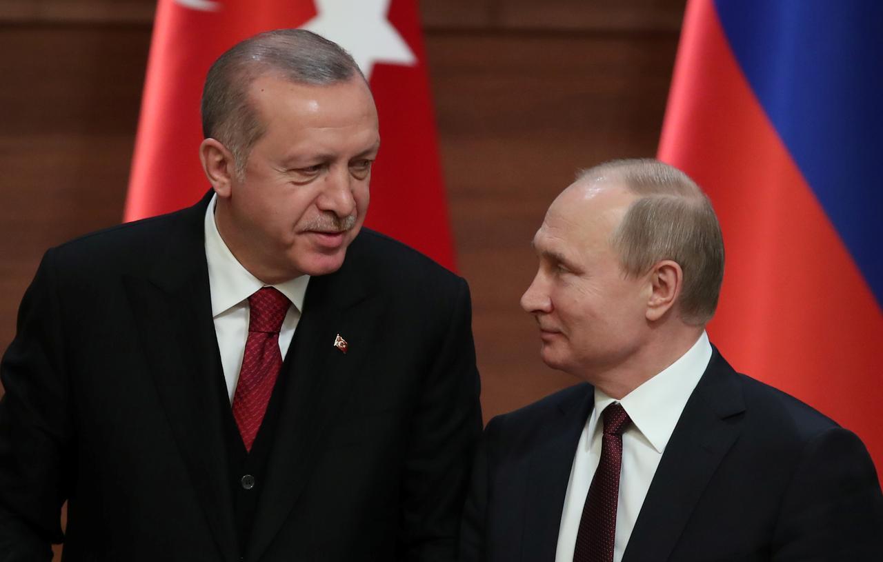 Nga và Thổ Nhĩ Kỳ đồng ý thỏa thuận ngừng bắn tại khu vực Idlib của Syria