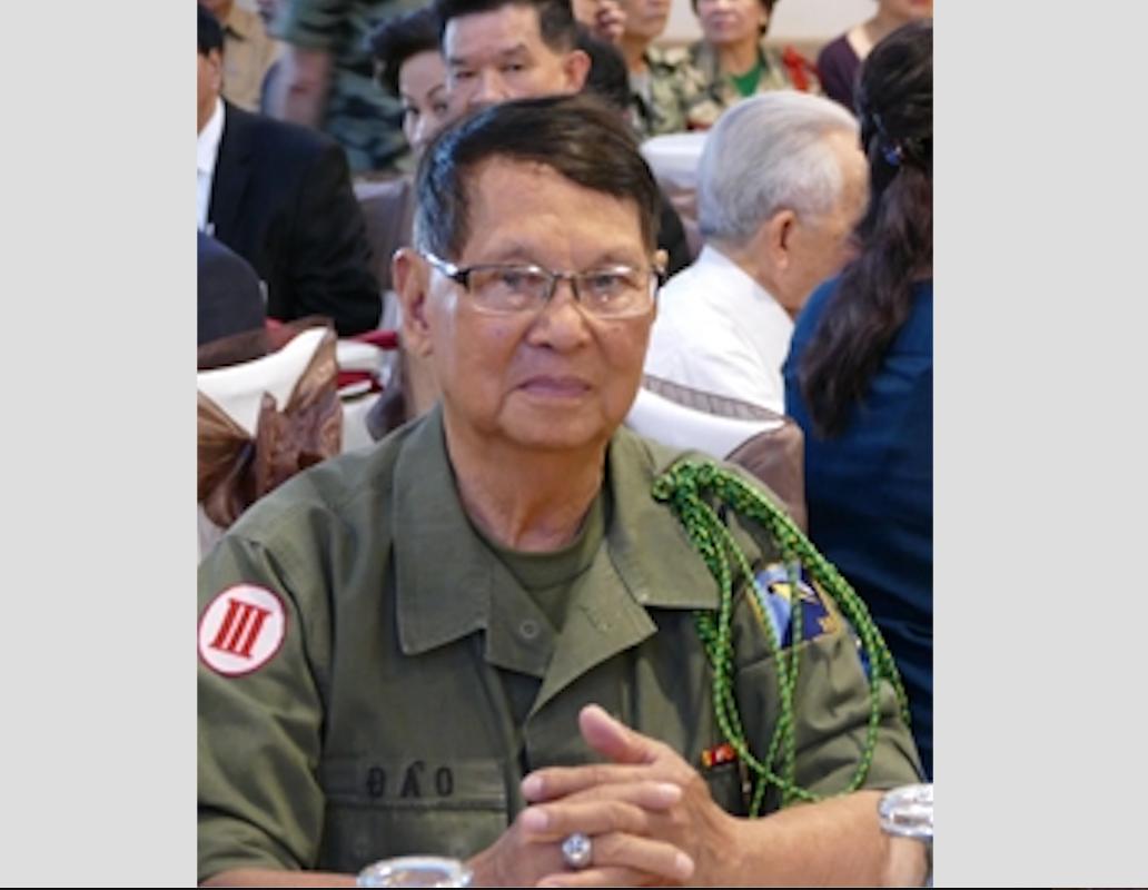 Thiếu Tướng Lê Minh Đảo đã qua đời vào ngày hôm nay 19/03/2020