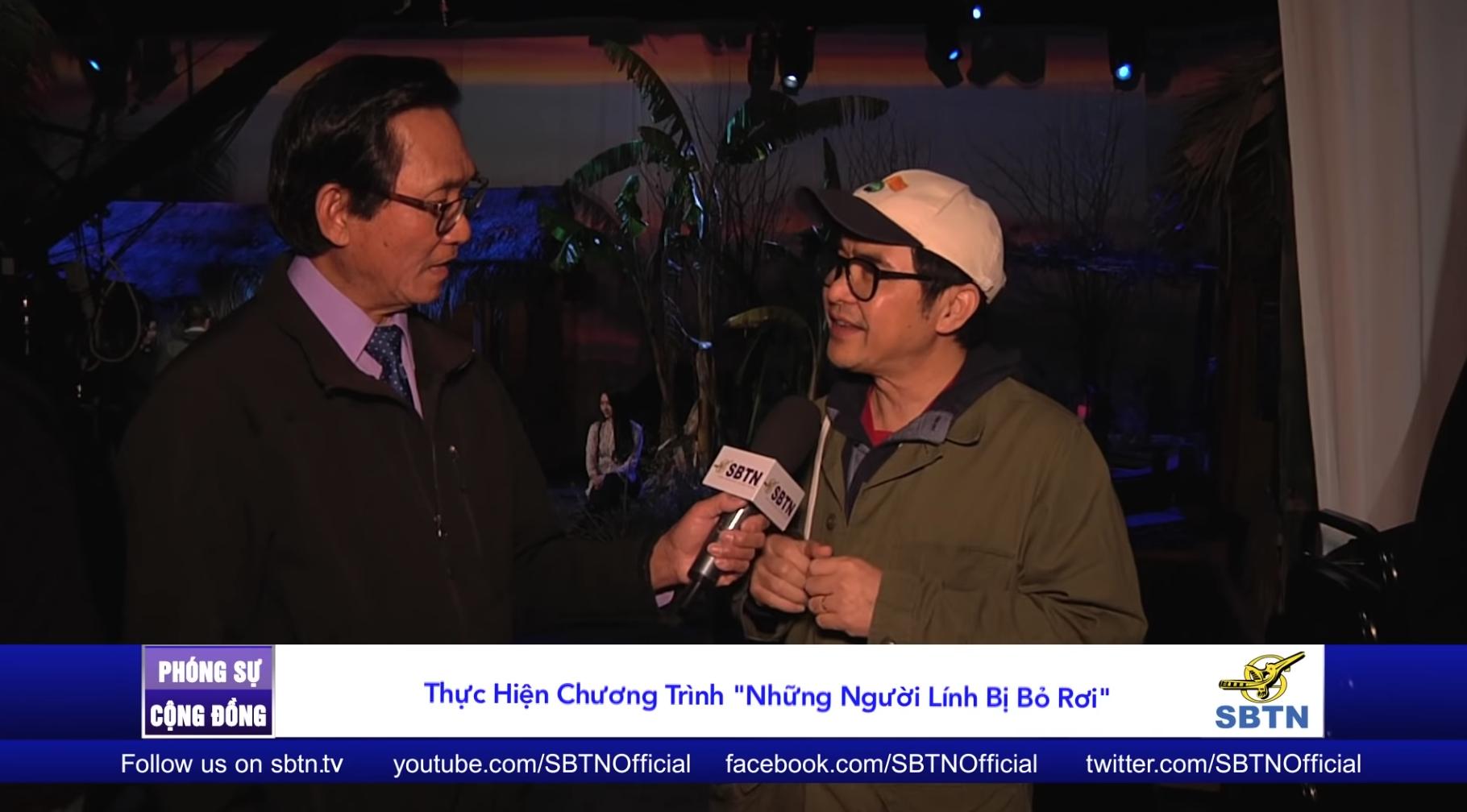 """Nhạc sĩ Trúc Hồ nói về chương trình 30/4 của SBTN """"Những Người Lính Bị Bỏ Rơi"""""""