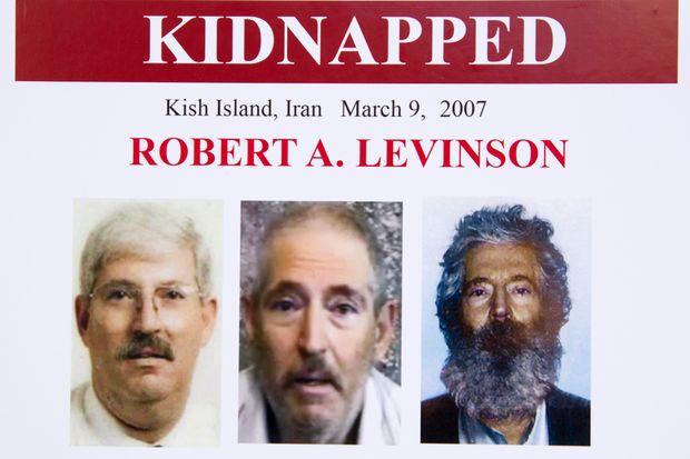 Gia đình cựu nhân viên FBI Robert Levinson tin rằng ông đã tử vong khi đang bị giam giữ tại Iran