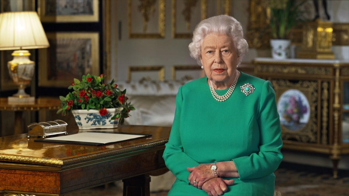 Nữ Hoàng Elizabeth động viên người dân trong cuộc chiến chống coronavirus