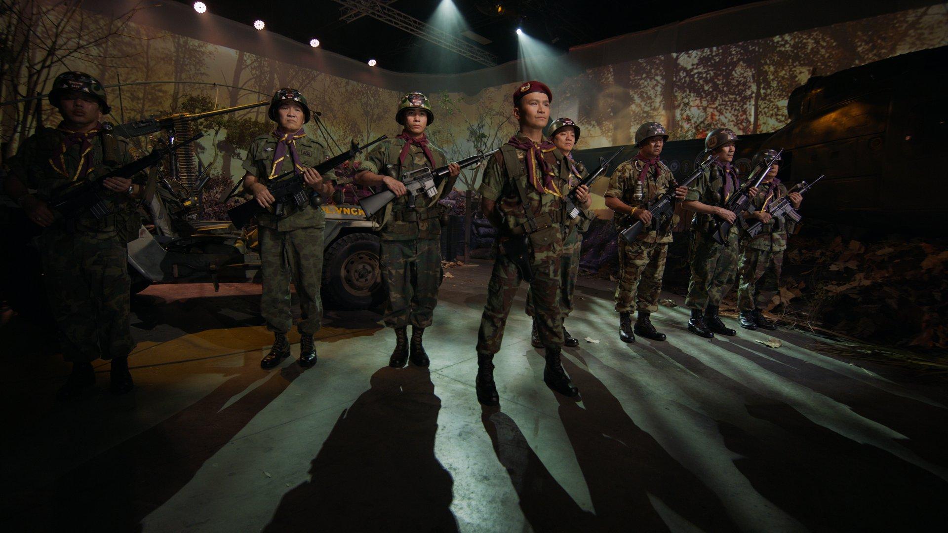'Những Người Lính Bị Bỏ Rơi' sắp ra mắt khán giả hải ngoại trước thềm 30/4 (VOA)