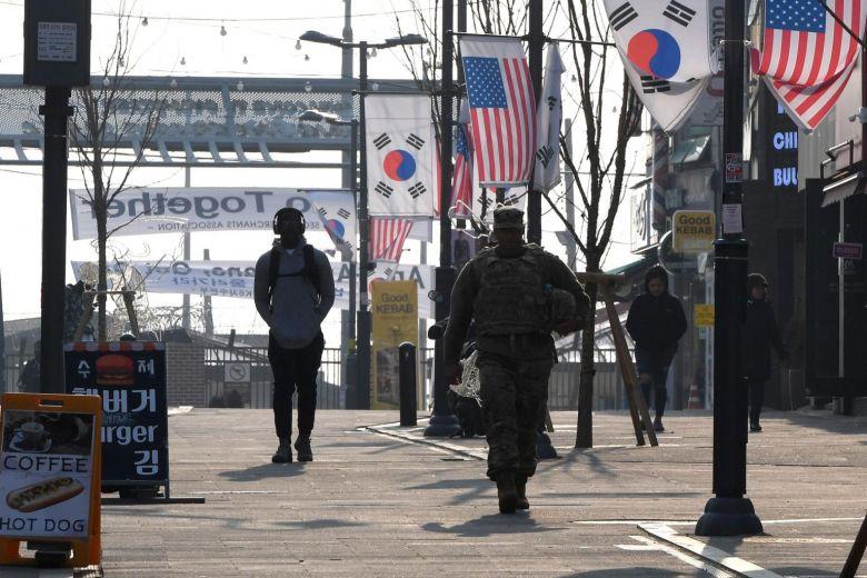 Hoa Kỳ và Nam Hàn đạt được thỏa thuận tài trợ quân đội