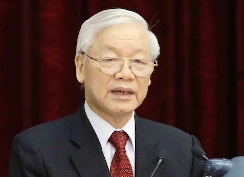 Tổng Bí thư đảng CSVN kêu gọi người dân Việt Nam hiến máu