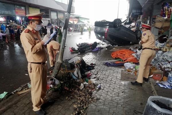 96 người chết vì tai nạn giao thông trong 10 ngày cách ly toàn quốc