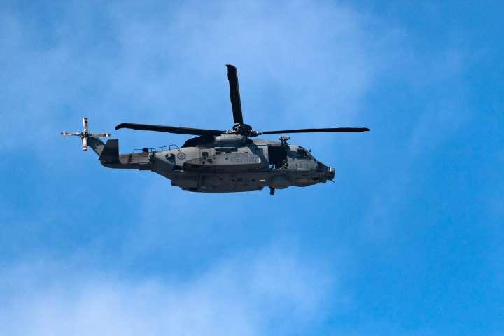 Trực thăng Canada mất tích ngoài khơi Hy Lạp khi tham gia tập trận với NATO