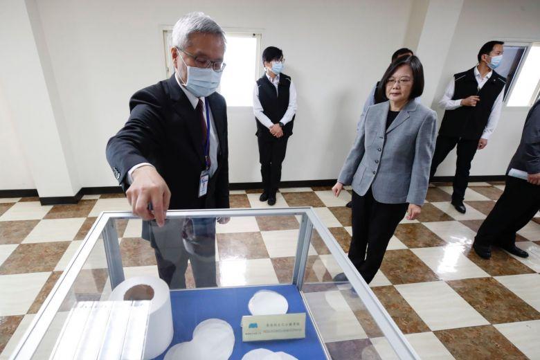 Đài Loan chi 35 tỷ Mỹ kim để chống dịch coronavirus, tặng 10 triệu khẩu trang