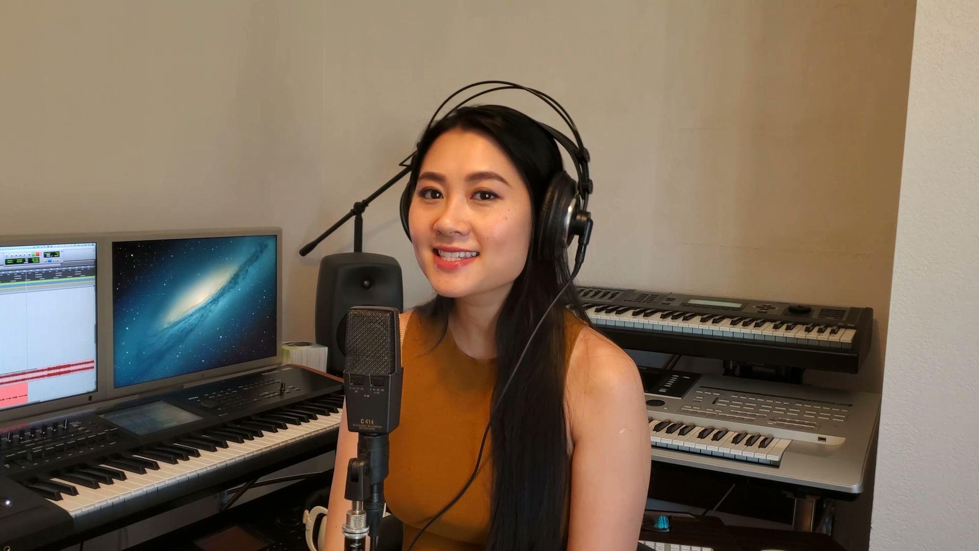 Nhạc phẩm Nắng Chiều – ca sĩ Hoàng Thục Linh từ nhà riêng