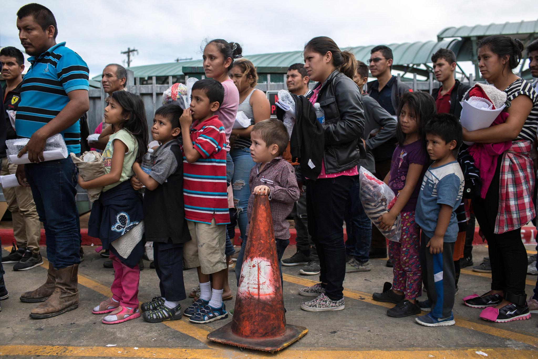 Guatemala tìm cách kiềm chế việc trục xuất dân di dân bất hợp pháp của Hoa Kỳ