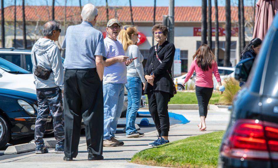 Nhiều nhà hàng ở Nam Californiagiúp đỡ trong đại dịch coronavirus