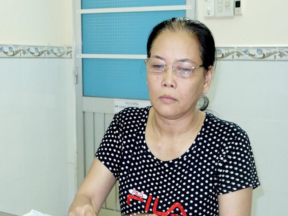 Một phụ nữ ở An Giang bị cáo buộc tham gia tổ chức ở ngoại quốc để lật đổ chế độ