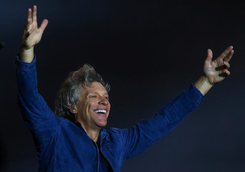 Nam ca sĩ Jon Bon Jovi kêu gọi người dân hoa kỳ chung tay viết lời cho ca khúc mới trong đại dịch coronavirus